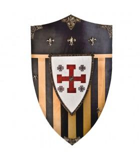 Knights of Jerusalem Shield