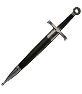 Cross Dagger with scabbard