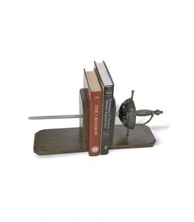 Bookends rapier (42x21x14 cms.)