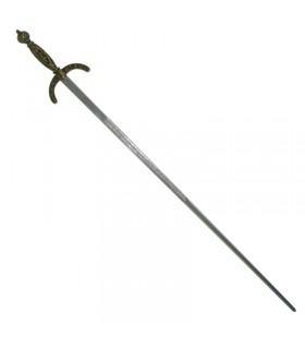 Sword Italian, s. XVII (106 cms.)