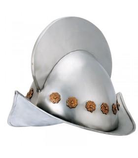 Casco Conquistador Español siglo XVI
