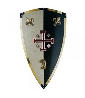 Escudo Caballeros de Jerusalén