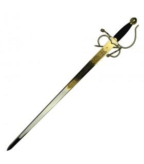 Cid Colada Sword, Gold