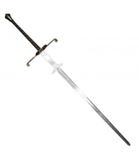 Renaissance sword upright