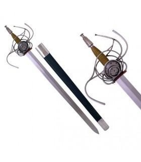 Espada Rapiera alemana siglo XVII