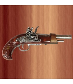 French cavalry pistol nineteenth century