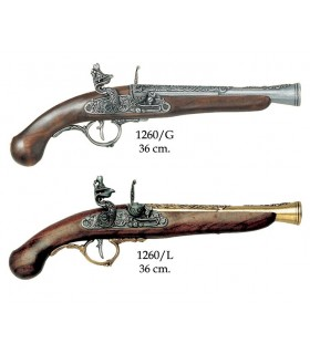 German pistol, seventeenth century