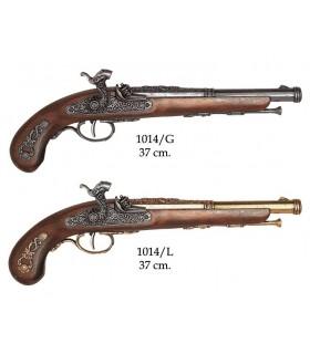 French Pistol, 1872