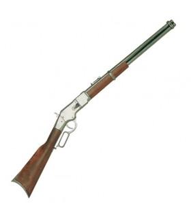 Rifle fabricado por Winchester, EUA 1866 (100 cms.)