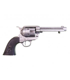 45 caliber revolver and barrel 5 1/2 manufactured by S. Colt, USA 1873