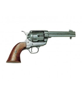 Revólver calibre 45 fabricado por S. Colt, EUA 1886