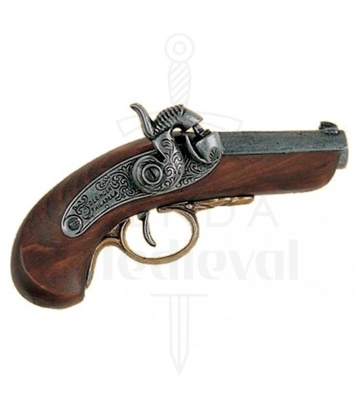 Deringer Pistol, Philadelphia 1850