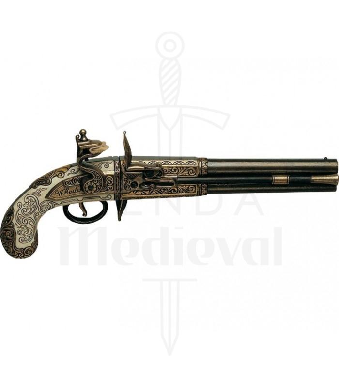 Gun 2 swivel guns, UK, 1750