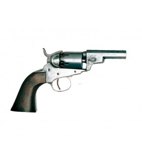 Revolver manufactured by S. Colt, USA 1848