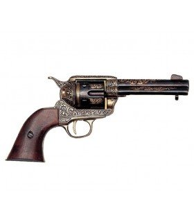.45 Caliber revolver manufactured by S. Colt, United States 1886