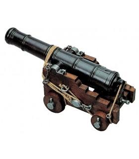 English naval cannon, the eighteenth century (28 cms.)