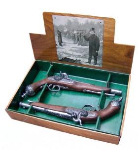 September 2 Italian dueling pistols, 1825