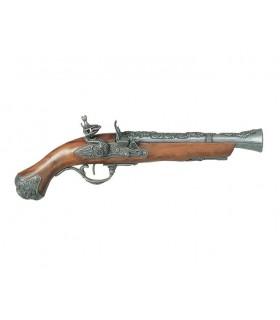 Pistola trabuco, Londres siglo XVIII