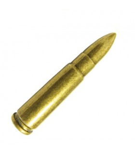Decorative AK-47 bullet