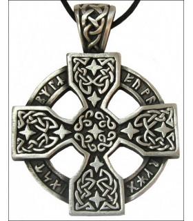 Pendant Celtic rune wheel