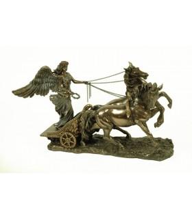 Figura griega diosa Nice de la Victoria