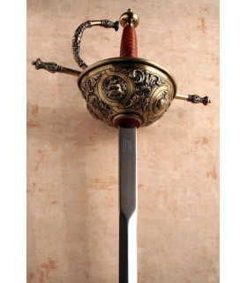 Spanish Sword warriors Bowl