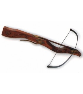 Medieval Crossbow deer head, 60 cms.