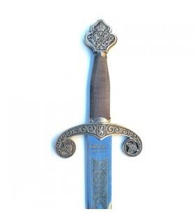 Alfonso X Silver Sword