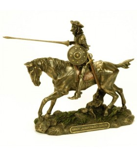 Don Quixote on Horseback Figure