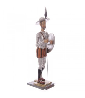 Figure of Don Quixote (26 cms.)
