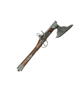 Gun Axe, Germany seventeenth century