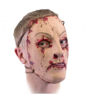 Elven bloodied mask