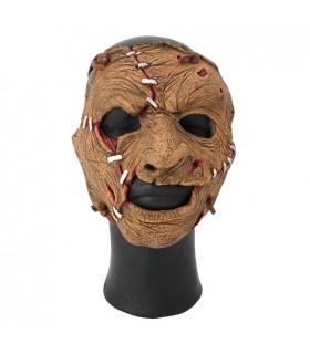zombie mask sewn