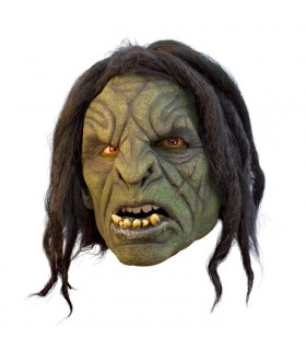 Orco mask with hair