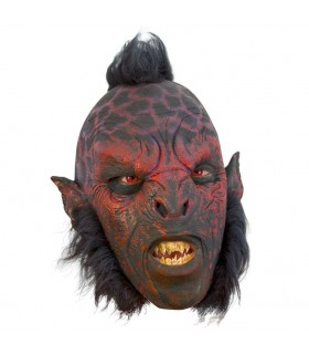 Orco Carnal mask with hair