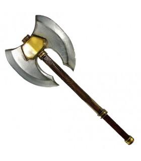 Latex double ax blade, 85 cms.