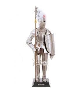 medieval armor, 54 cms.