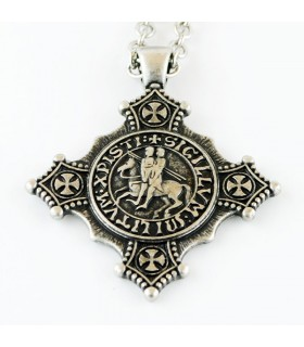 Pendant Knights Templar
