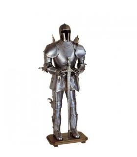 Teutonic knight armor, XV century