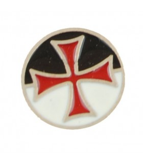 Pin Cross Templaria