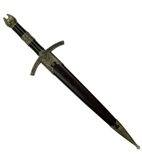 Decorative Medieval Dagger