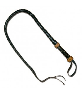 Small leather whip