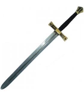Sword Crusaders latex, 110 cms.