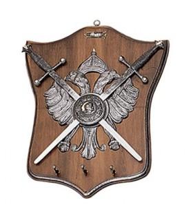 Panoply eagle 2 heads, key