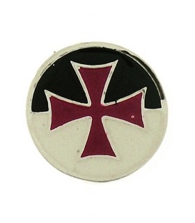 Templar Cross Brooch