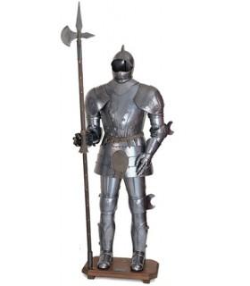 Armor with halberd XV century