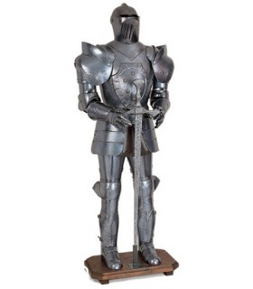 Sword armor, XV century
