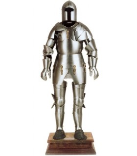 Italian armor, years 1440-1445