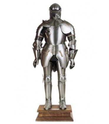 Italian armor, years 1490-1500