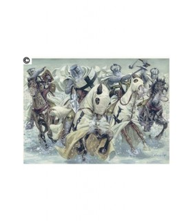 Poster Teutonic Knights (48x33 cm.)